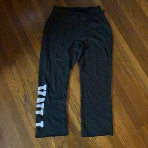 Pink gym/lounge pants